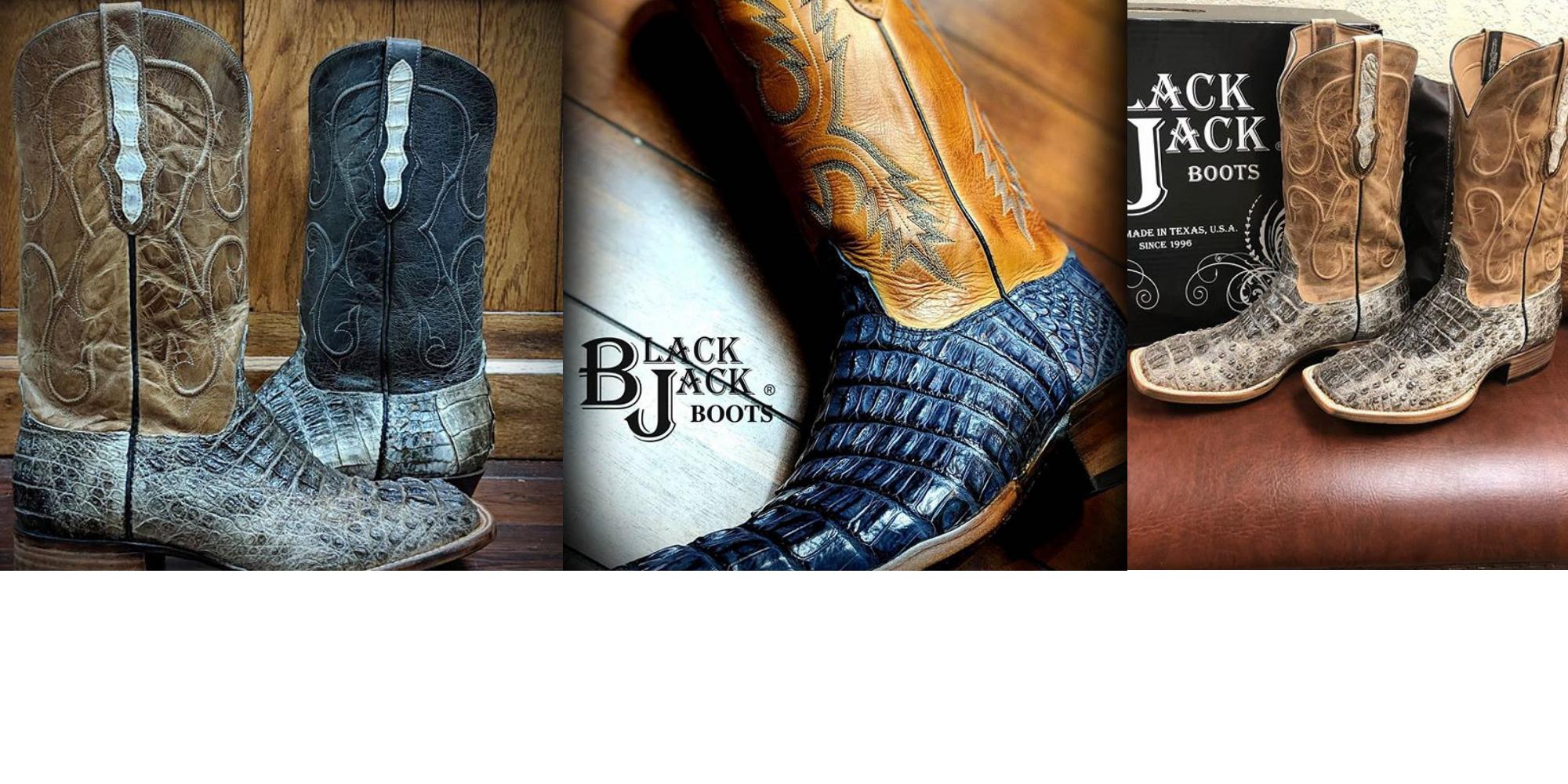 3ab71c2a7e1 Men - Men's Footwear - Boots - Build your own Black Jack Boot ...