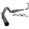 MBRP 2003-2007 Ford Powerstroke 6.0 Turbo Back Single Side (Stock Cat) Exhaust