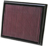 K&N LEXUS IS F 5.0L; 08-11 Replacement Air Filter
