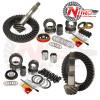 05+ Toyota Tacoma W/O E-Locker 4.10 Gear Package Kit Nitro Gear and Axle