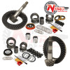 03-09 Toyota 4Runner FJ Hilux Tacoma E-Lock 4.10 Ratio Gear Package Kit Nitro Gear and Axle