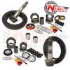 03-09 Toyota 4Runner FJ Hilux Tacoma E-Lock 4.88 Ratio Gear Package Kit Nitro Gear and Axle