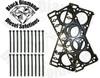 Black Diamond 6.0 Powerstroke 06-07 Silver Basic 20MM Head Gasket Solution Kit