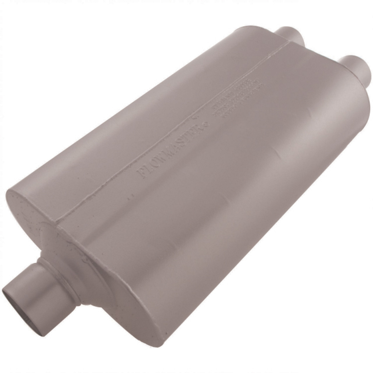 Flowmaster  Super 50 Muffler - 2.50 Center In / 2.25 Dual Out
