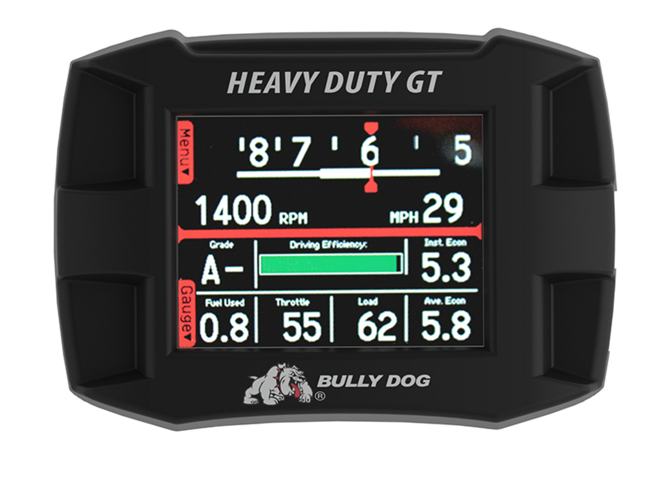 BullyDog ECM Tuner Caterpillar Cummins Detroit Paccar Heavy Duty GT