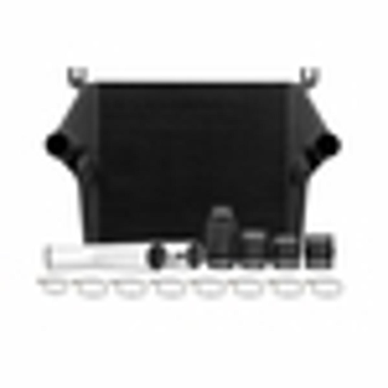 Mishimoto 07.5-09 Dodge 6.7L Cummins Intercooler Kit w/ Pipes (Black)