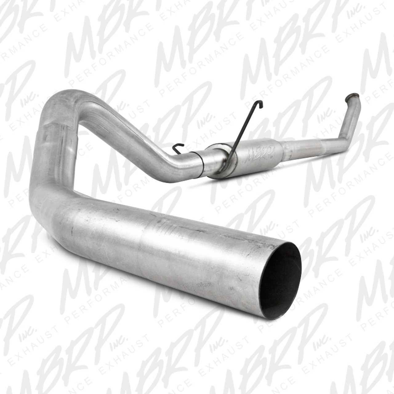 MBRP 2003-2004 Dodge Cummins Turbo Back, Cool Duals Exhaust System