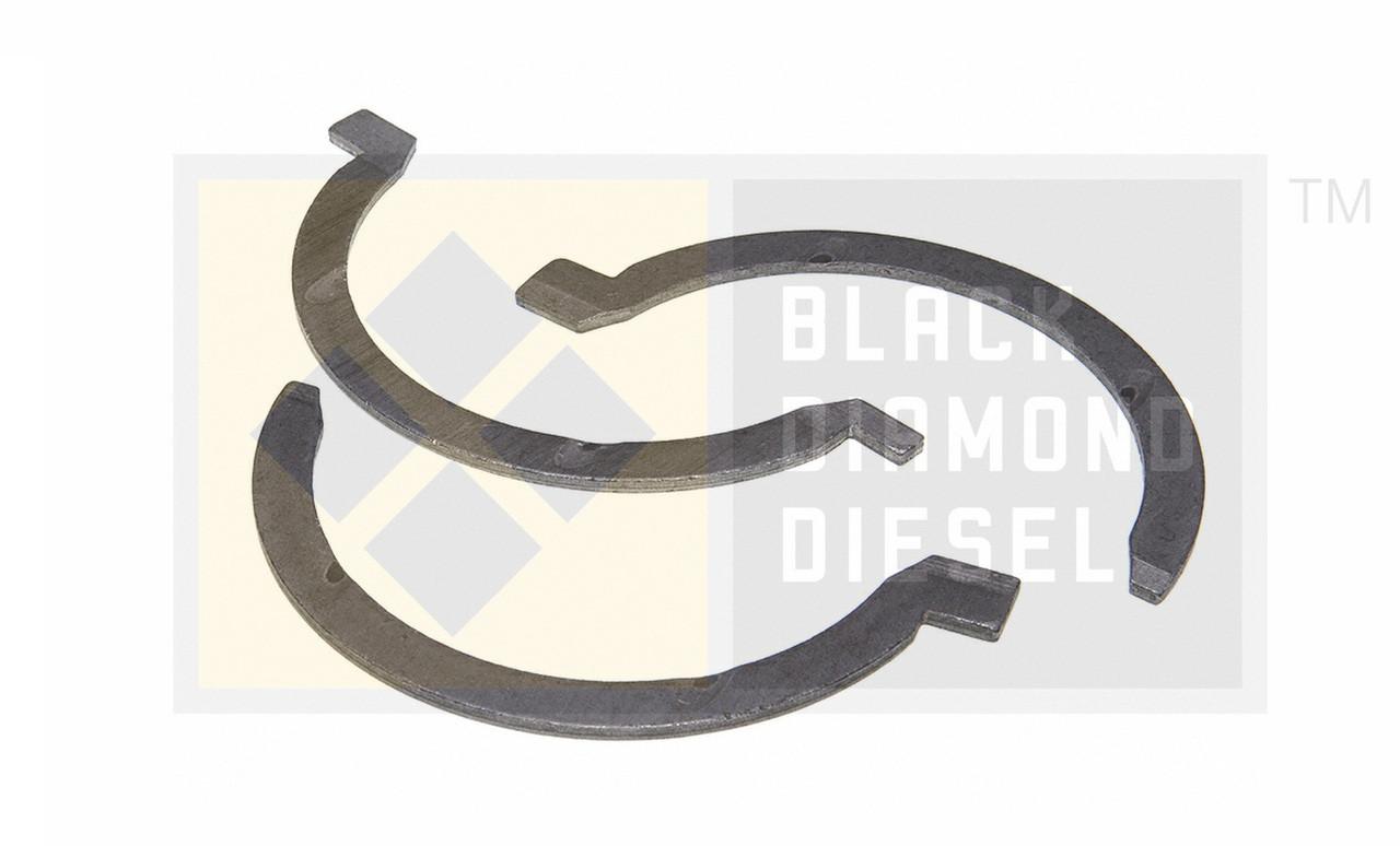 Black Diamond 01-04 Duramax 6.6 LB7 Main Bearing Thrust Washer Set