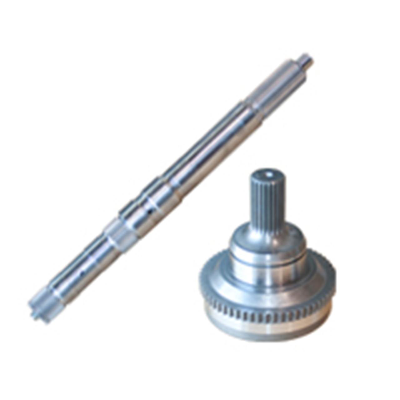 ATS Diesel Output Shaft, Billet, E4OD/4R100