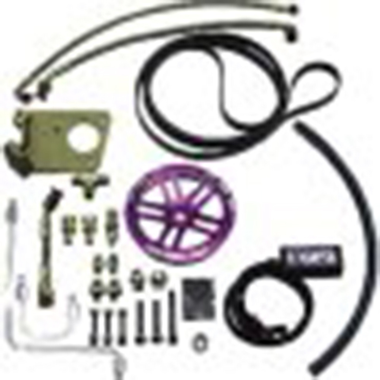 ATS Diesel Twin Fueler Fuel System (w/out pump) - 2002-04 GM LB7 Duramax