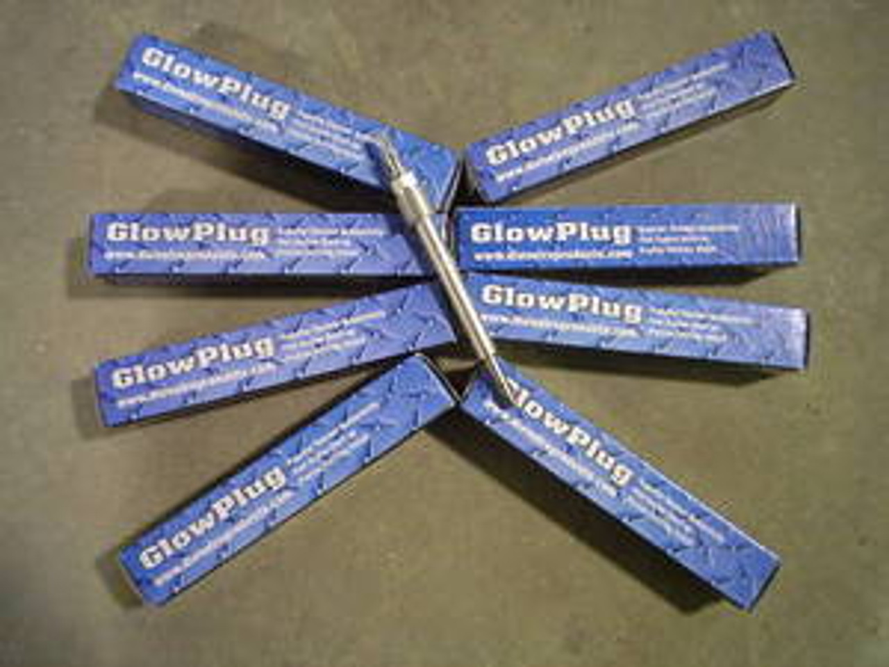 03-07 Ford Powerstroke 6.0 Diesel Glowplugs Glow Plugs