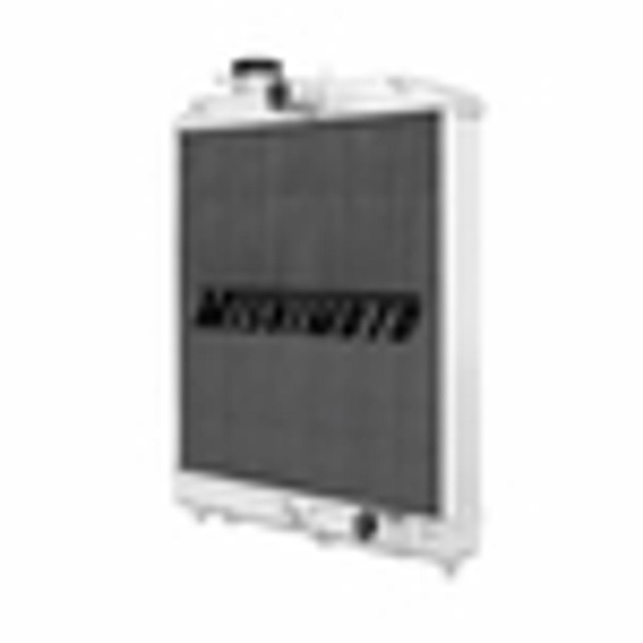 Mishimoto MMRAD-CIV-92 92-00 Honda Civic//93-97 Del Sol Manual Aluminum Radiator