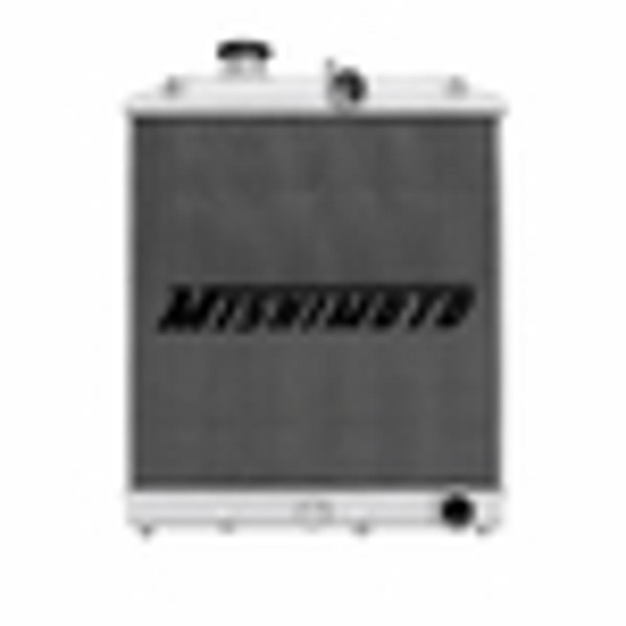 Mishimoto 92-00 Honda Civic / 93-97 Del Sol Manual X-LINE  Aluminum Radiator