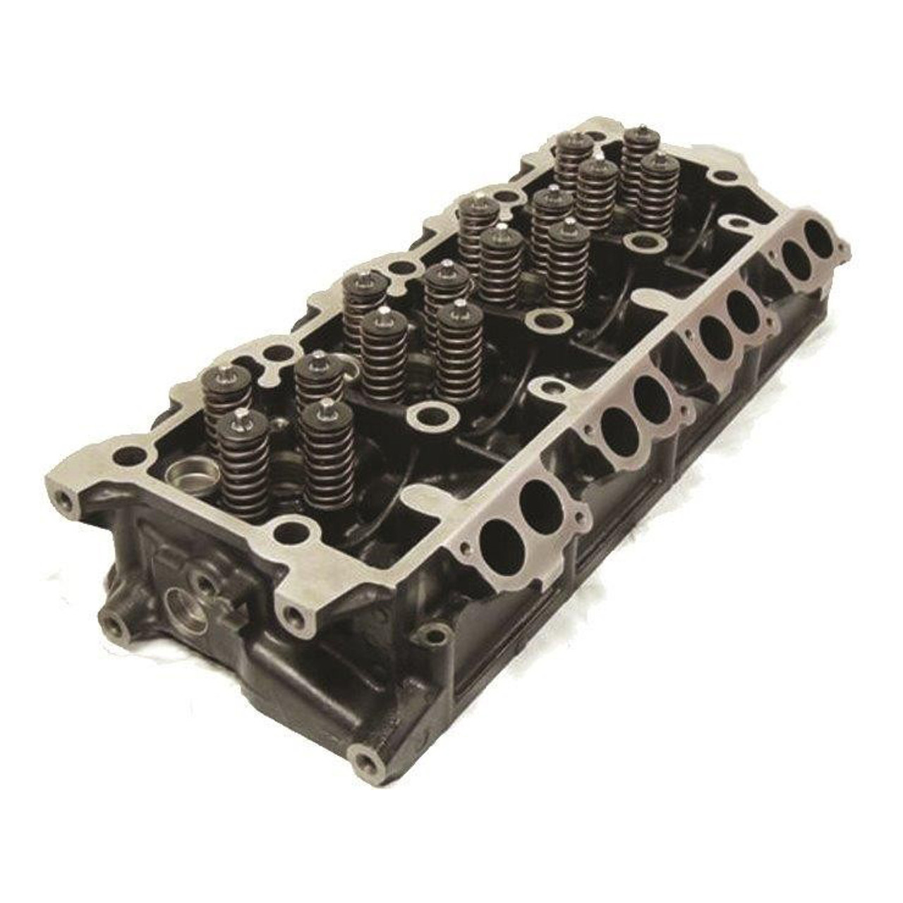 Black Diamond 6.0 Powerstroke New 18MM Replacement Cylinder Head Loaded