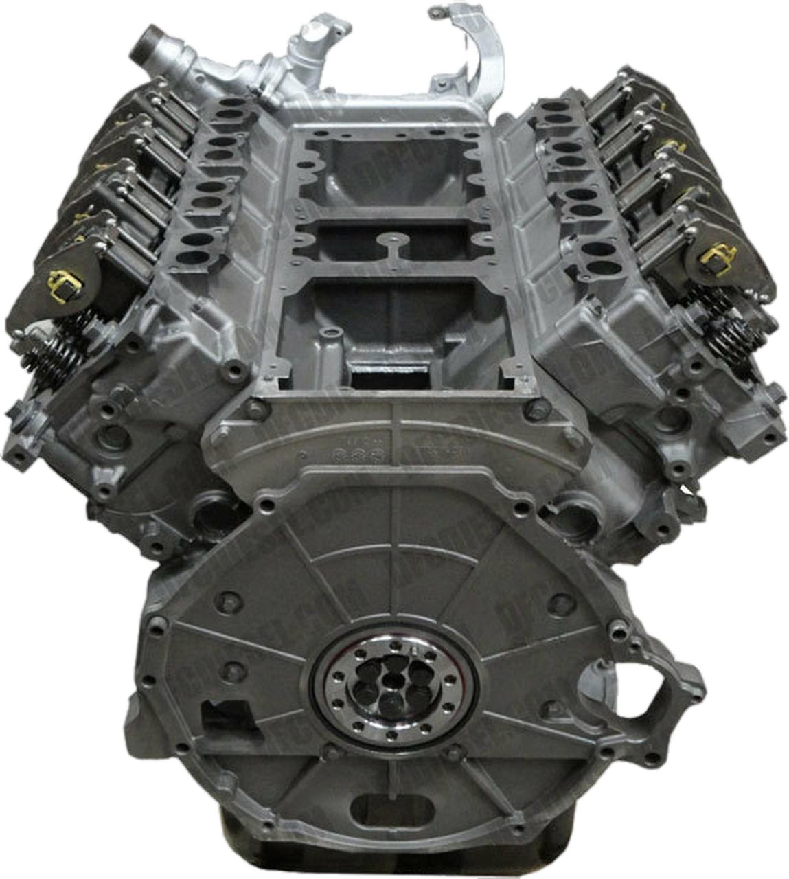 DFC Diesel- Remanufactured Long Block Ford 6.4 Powerstroke Diesel Engine