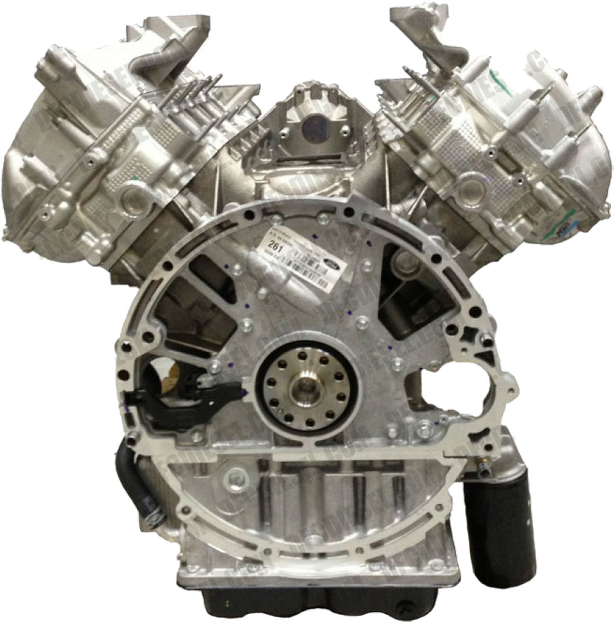 Ford 6.7 Diesel >> Dfc Remanufactured Long Block Ford 6 7 Powerstroke Diesel Engine