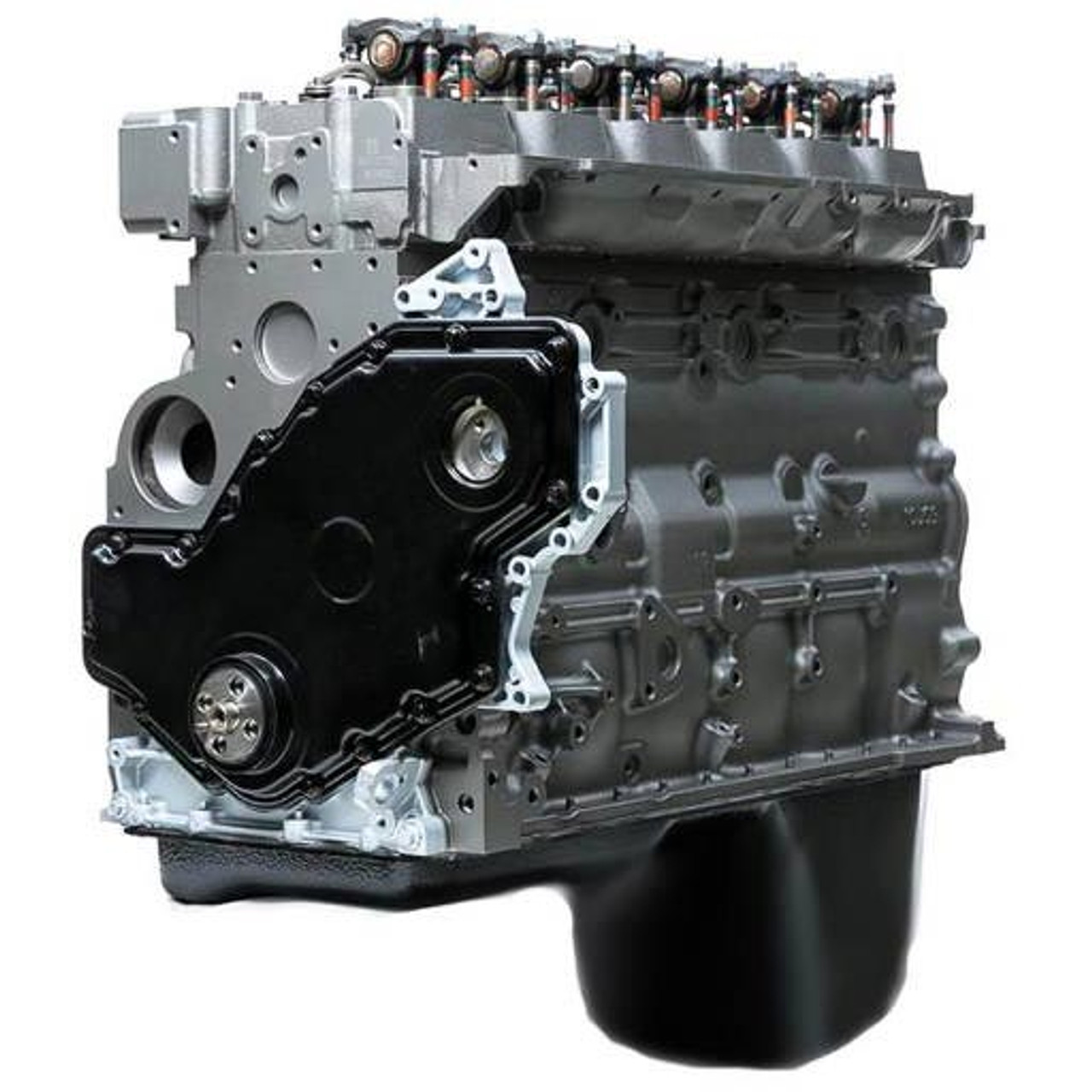 Dfc Remanufactured Long Block 04 5 07 Dodge 5 9 Cummins Diesel Engine Dfc04 07lb5 9