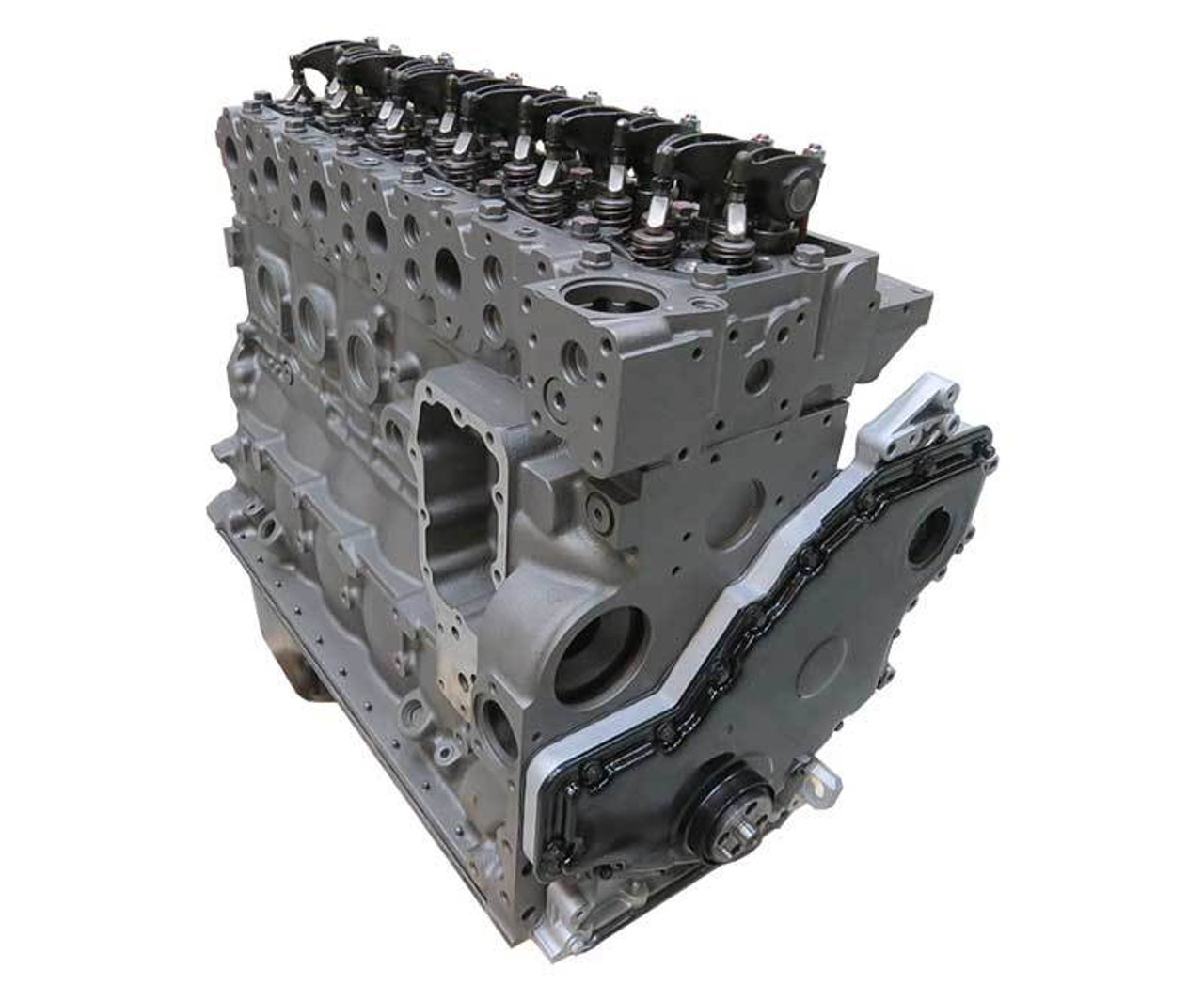 Cummins Diesel Engines >> Dfc Remanufactured Long Block 03 04 Dodge 5 9 Cummins Diesel Engine