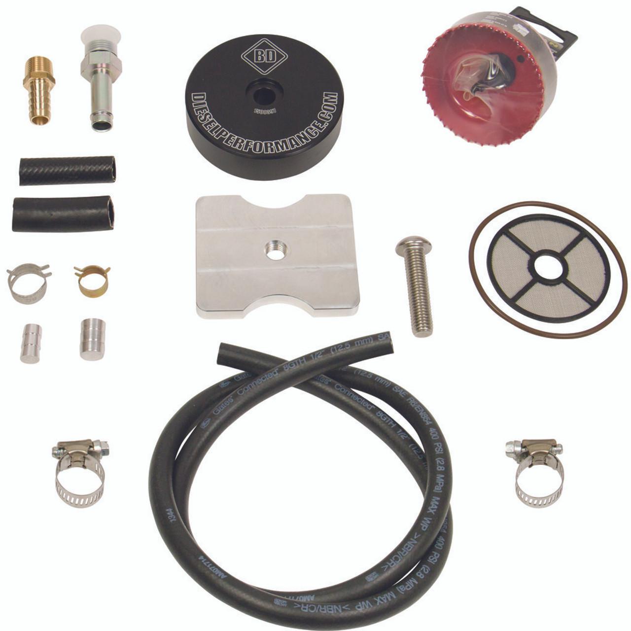 BD Flow-Max Fuel Sump Kit