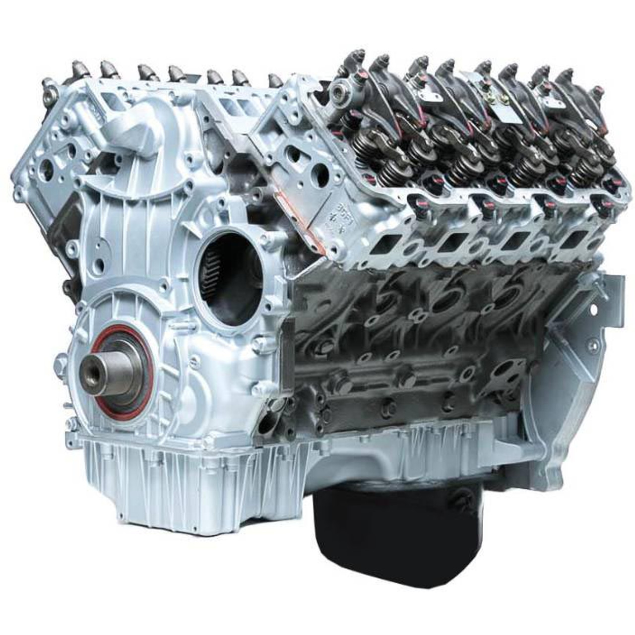 DFC Remanufactured 06-07 Duramax 6.6 LBZ Long Block Engine