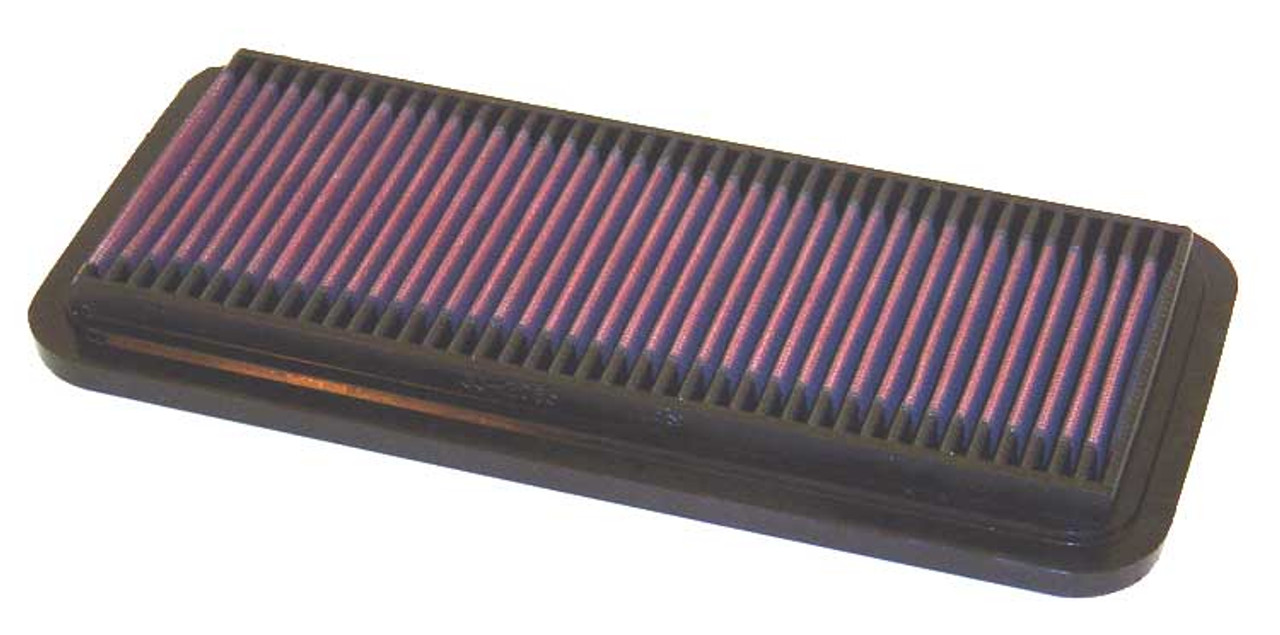 K&N AIR FILTER, GEO TRACKER 1.6L 94-97, CHEV TRACKER 1.6L 1998 Replacement Air Filter