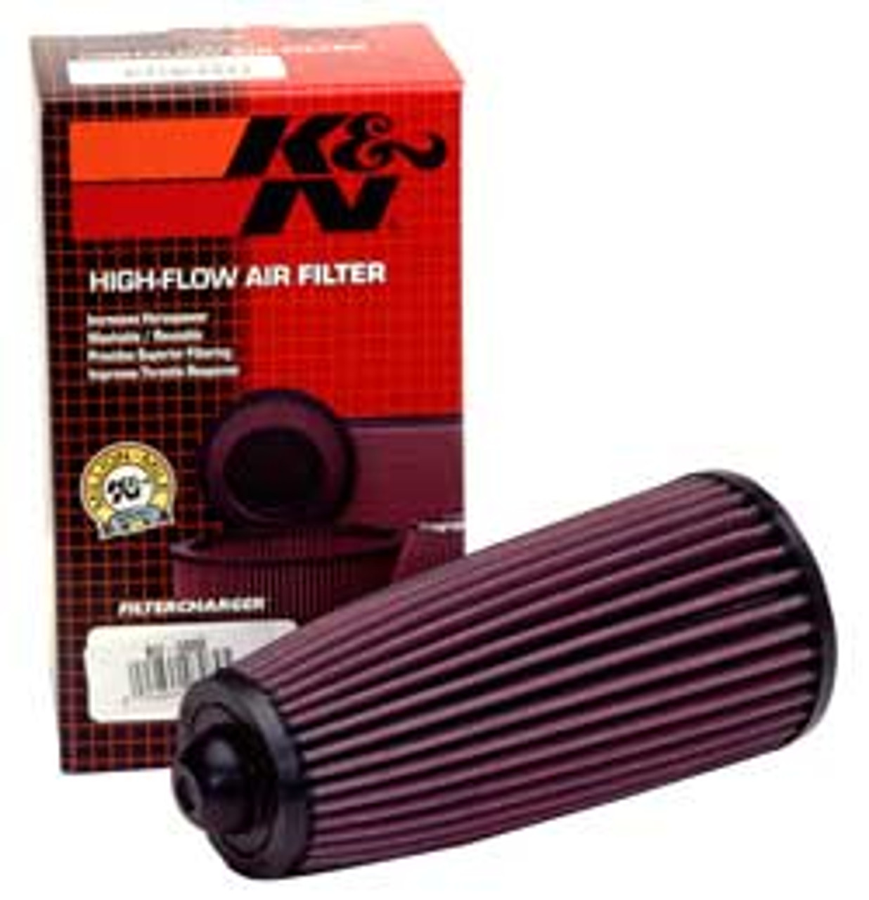 K&N BUELL BLAST 00-10 Replacement Air Filter