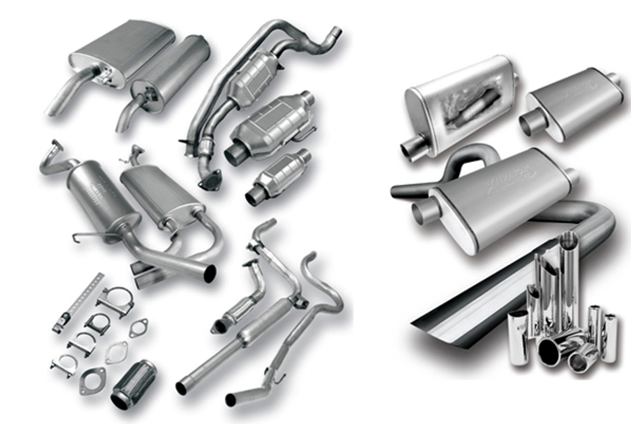 05-09 MUSTANG 4.6L PREBENT EXHAUST PIPE