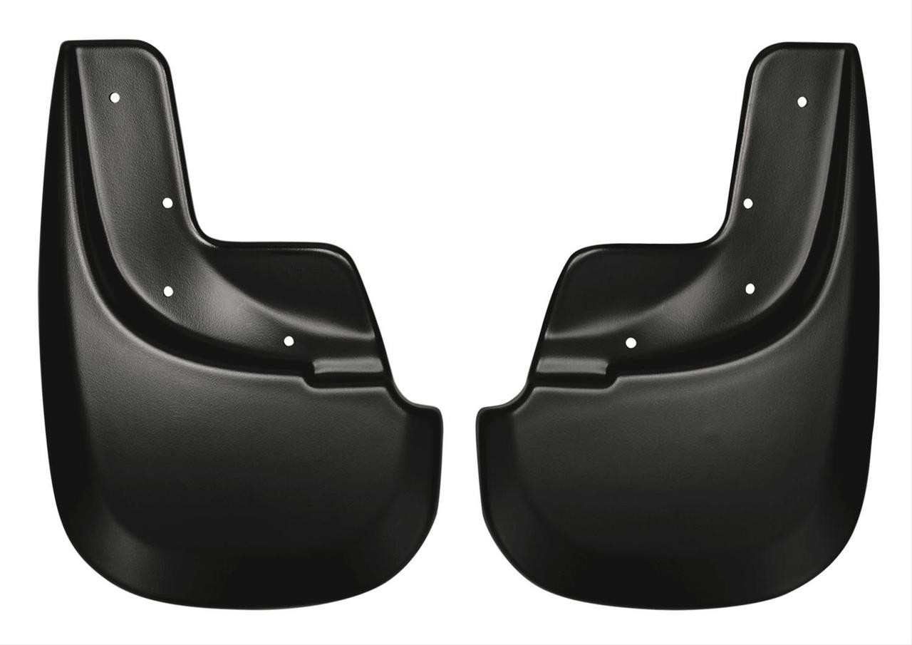 04-12 COLORADO/CANYON W/FLARES FRONT MUD GUARDS
