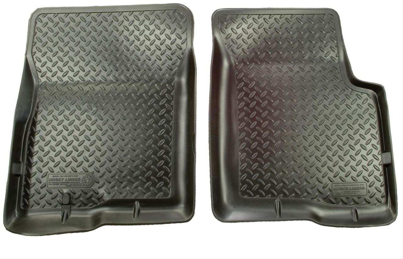 00-05 EXCURSION FRONT SEAT FLOOR LINER BLACK