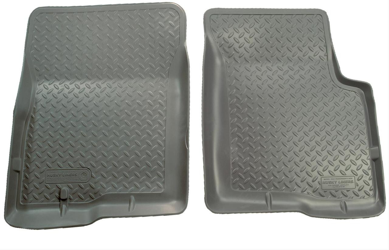 01-04 TACOMA DOUBLE CAB FRONT FLOOR LINER GREY