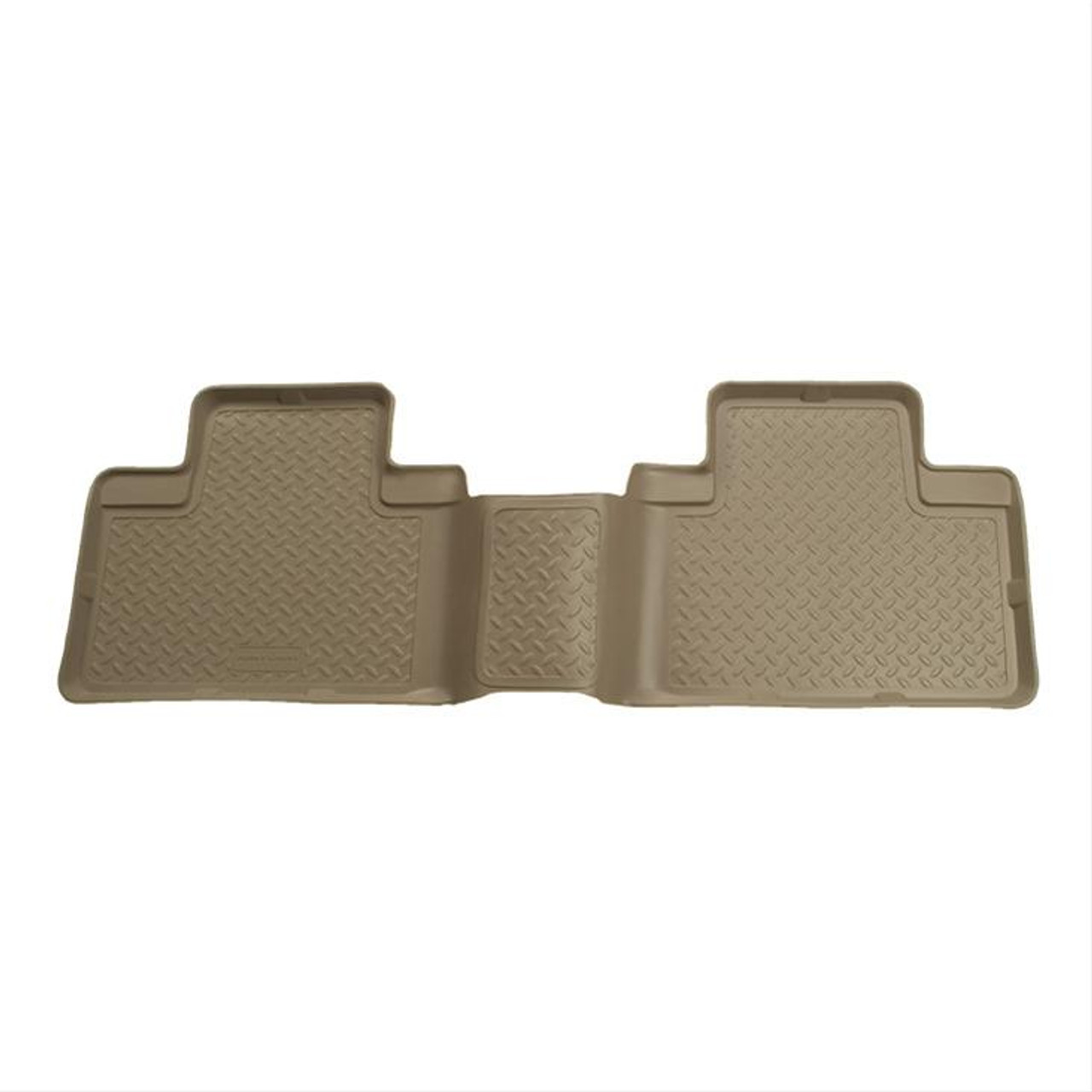 04-14 ARMADA 2ND SEAT 1PC CLASSIC FLOOR LINER TAN