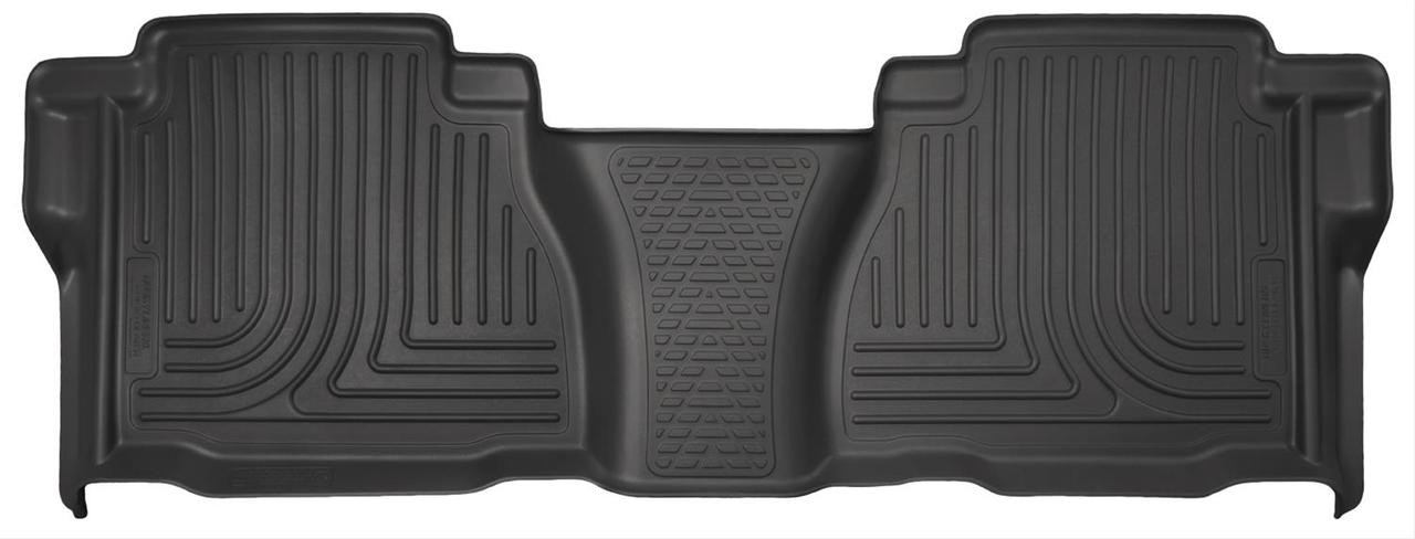 07-13 TUNDRA 2ND SEAT FLOOR LINER BLACK