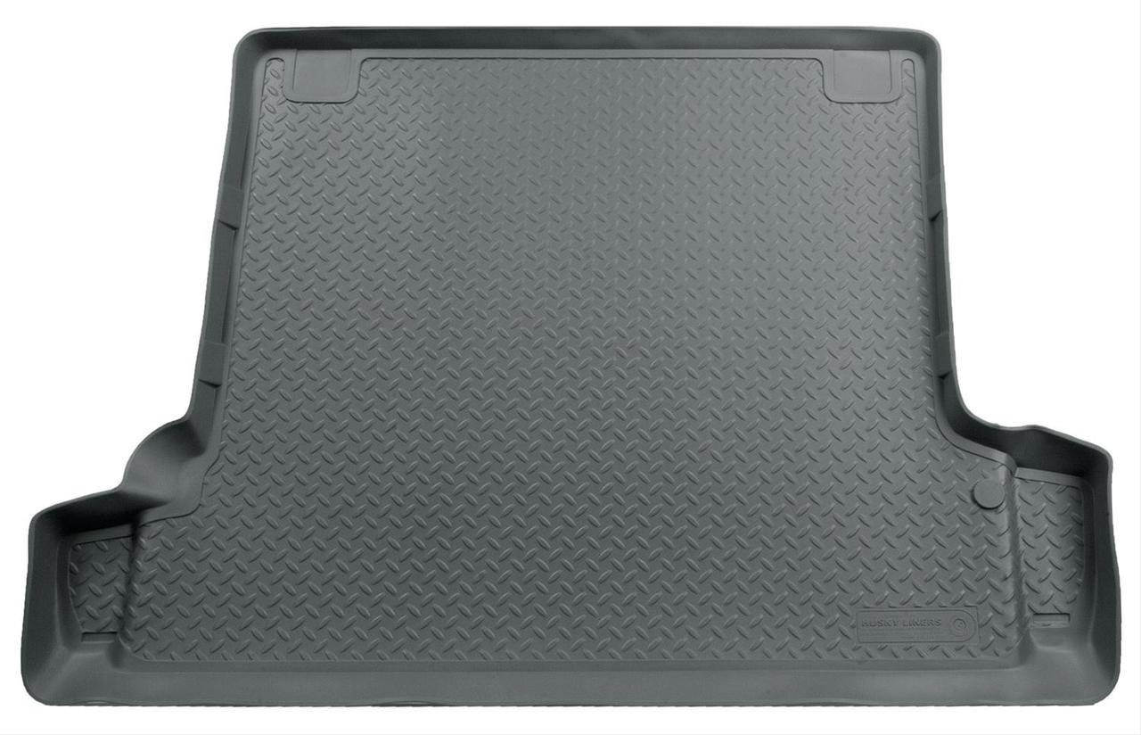 03-09 4RUNNER 4DR W/DOUBLE STACK CARGO TRAY REAR LINER GREY
