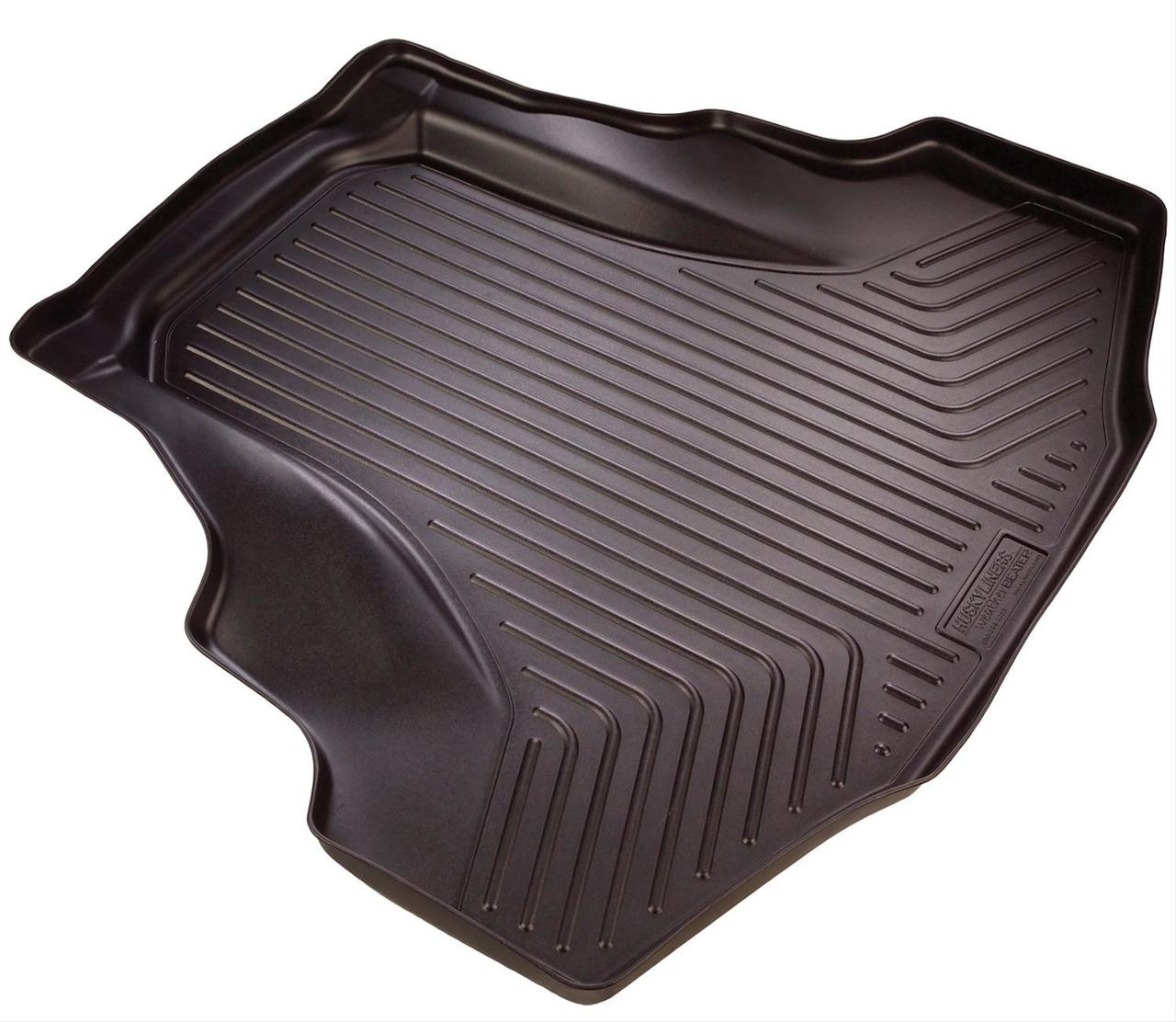08-12 ACCORD REAR CARGO WEATHERBEATER TRUNK LINER BLACK
