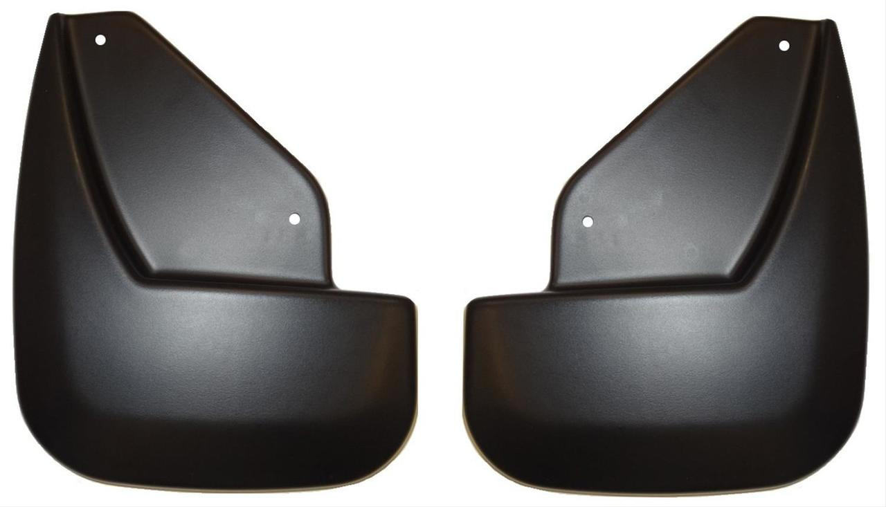 07-14 EDGE WITH OPTIONAL LOWER BODY CLADDING FRONT MUD GUARDS CUSTOM MUD GUARDS BLACK