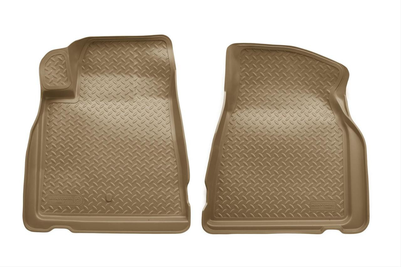 08-16 ENCLAVE/07-16 ACADIA/07-16 OUTLOOK/09-16 TRAVERSE FLOOR LINER TAN