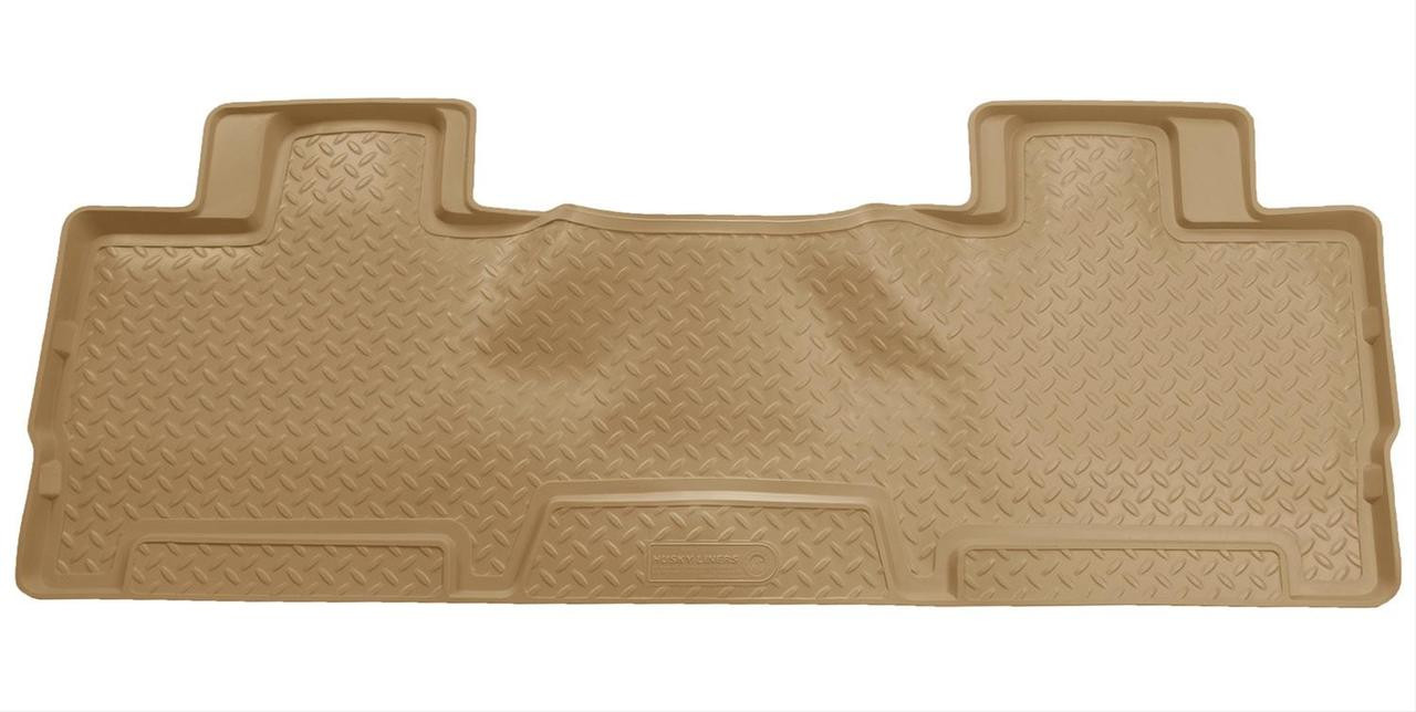 07-14 EXPEDITION/EL/NAVIGATOR (1PC UNIT) 2ND SEAT FLOOR LINER TAN