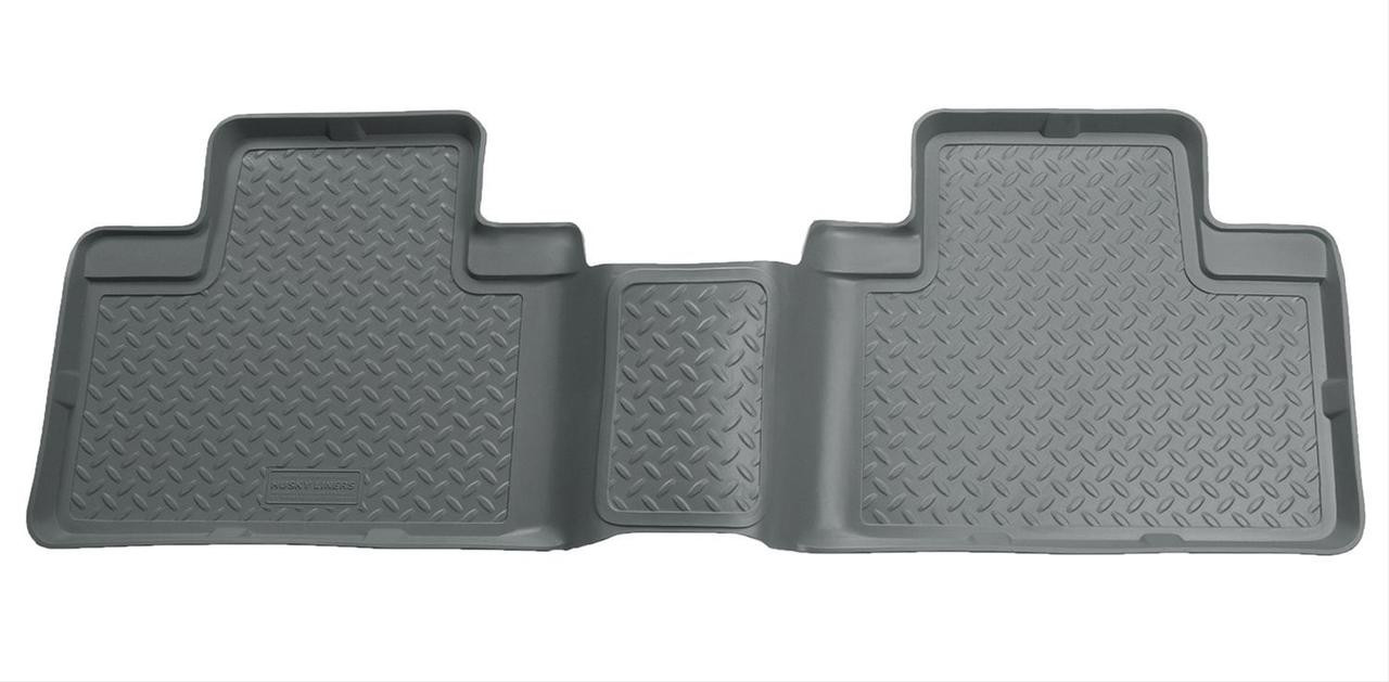 05-15 TACOMA DOUBLE CAB (4 FULL SIZE DOORS) 2ND SEAT FLOOR LINER GREY