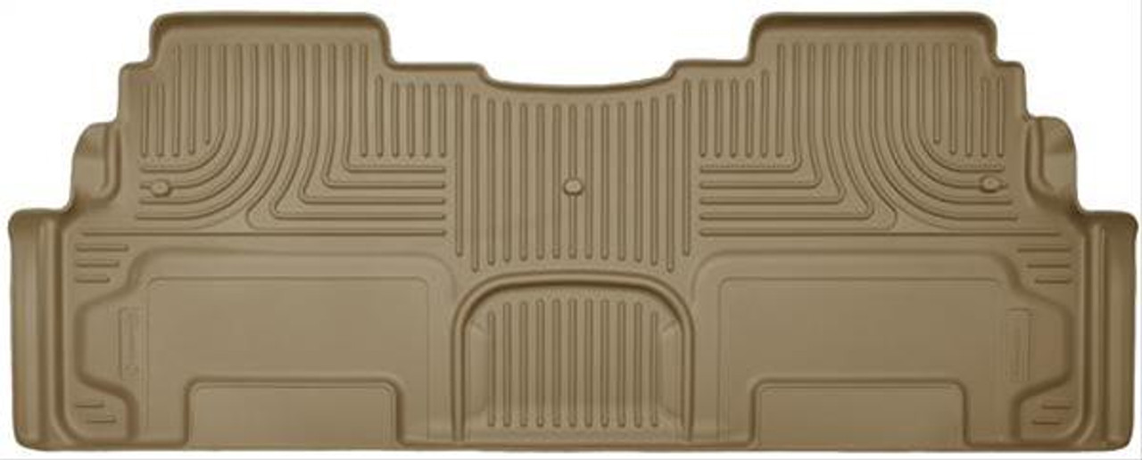 07-16 ACADIA/17-17 ACADIA LIMITED/08-17 ENCLAVE/07-10 OUTLOOK/09-17 TRAVERSE 2ND SEAT FLOOR LINER TAN