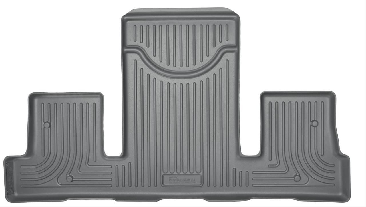 07-16 ACADIA/17-17 ACADIA LIMIT/08-17 ENCLAVE/07-10 OUTLOOK/09-17 TRAVERSE 3RD SEAT FLOOR LINER GREY