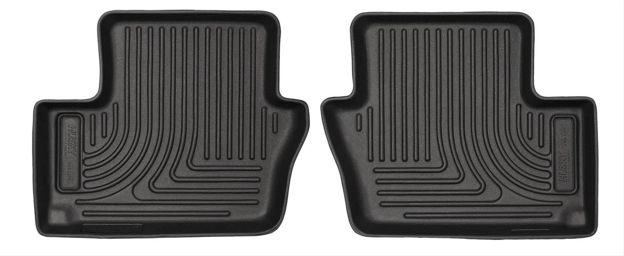 07-15 CALIBER/COMPASS/PATRIOT 2ND SEAT FLOOR LINER BLACK