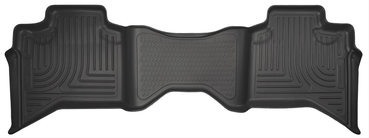 02-09 RAM 1500/2500/3500 2ND SEAT FLOOR LINER BLACK