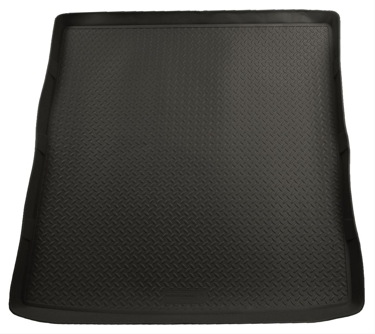 07-16 ACADIA/07-09 OUTLOOK (BEHIND 2ND SEAT - FITS OVER FOLDED FLAT 3RD ROW SEAT) REAR LINER BLACK