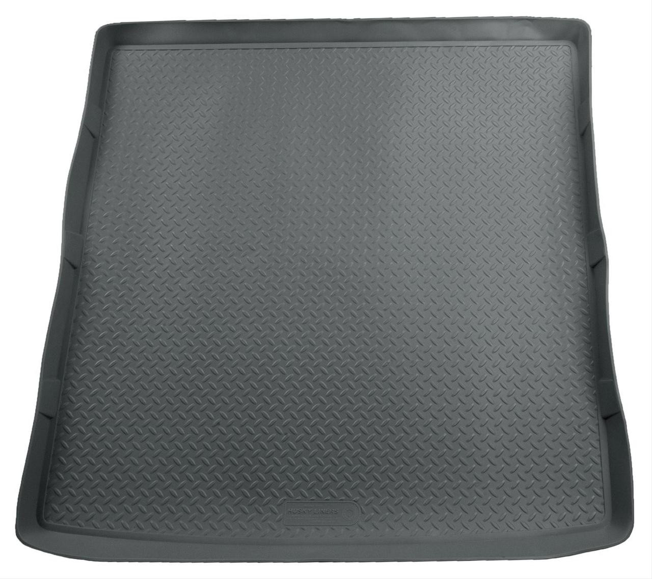 07-16 ACADIA/07-09 OUTLOOK (BEHIND 2ND SEAT - FITS OVER FOLDED FLAT 3RD ROW SEAT) REAR LINER GREY