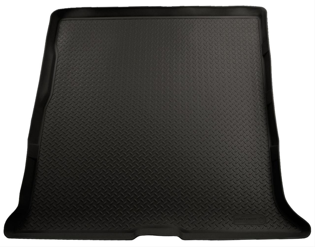 03-14 EXPEDITION/NAVIGATOR (CARGO LINER BEHIND 2ND SEAT OVER FOLDED FLAT 3RD SEAT) REAR LINER BLACK