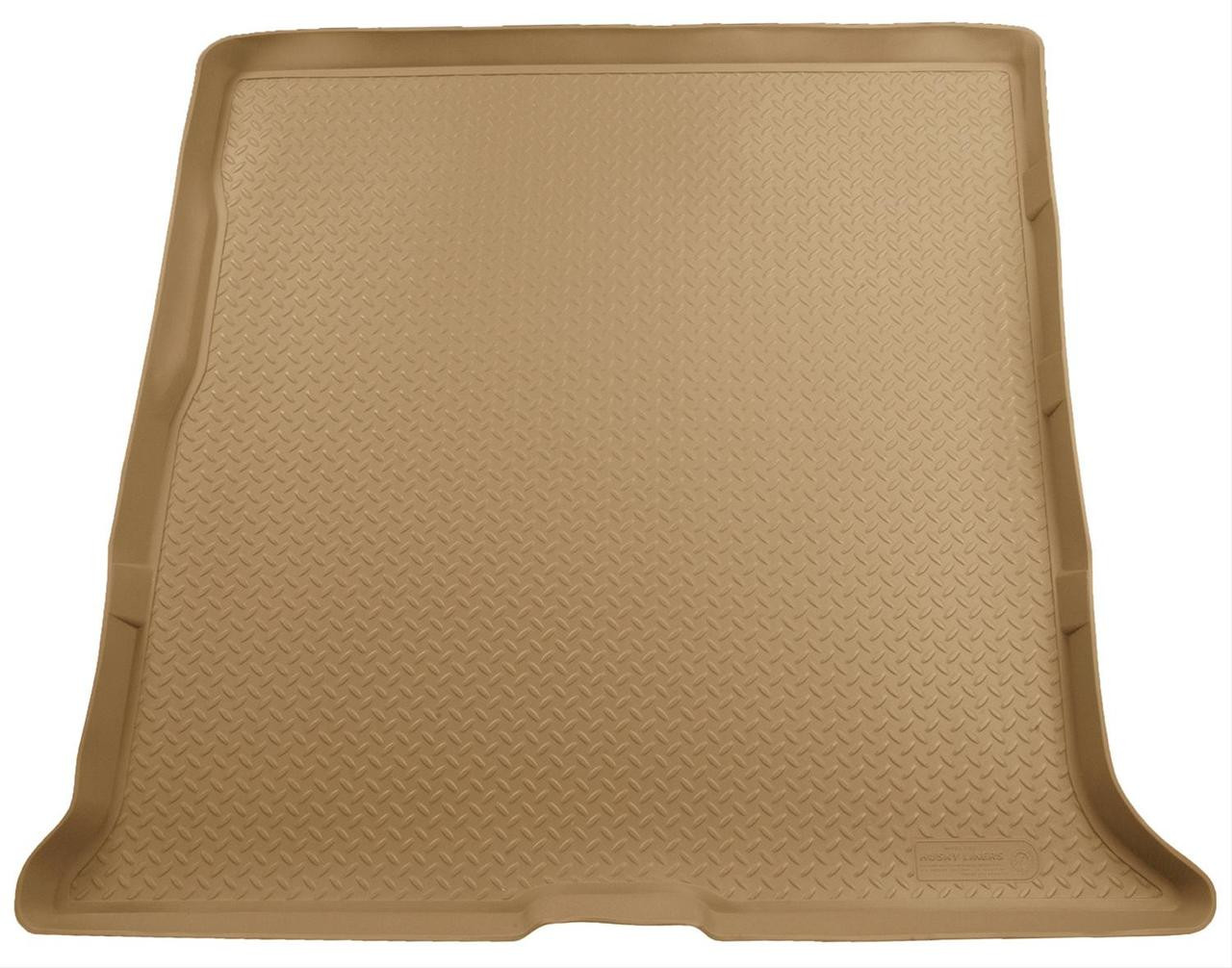 03-14 EXPEDITION/NAVIGATOR (CARGO LINER BEHIND 2ND SEAT OVER FOLDED FLAT 3RD SEAT) REAR LINER TAN