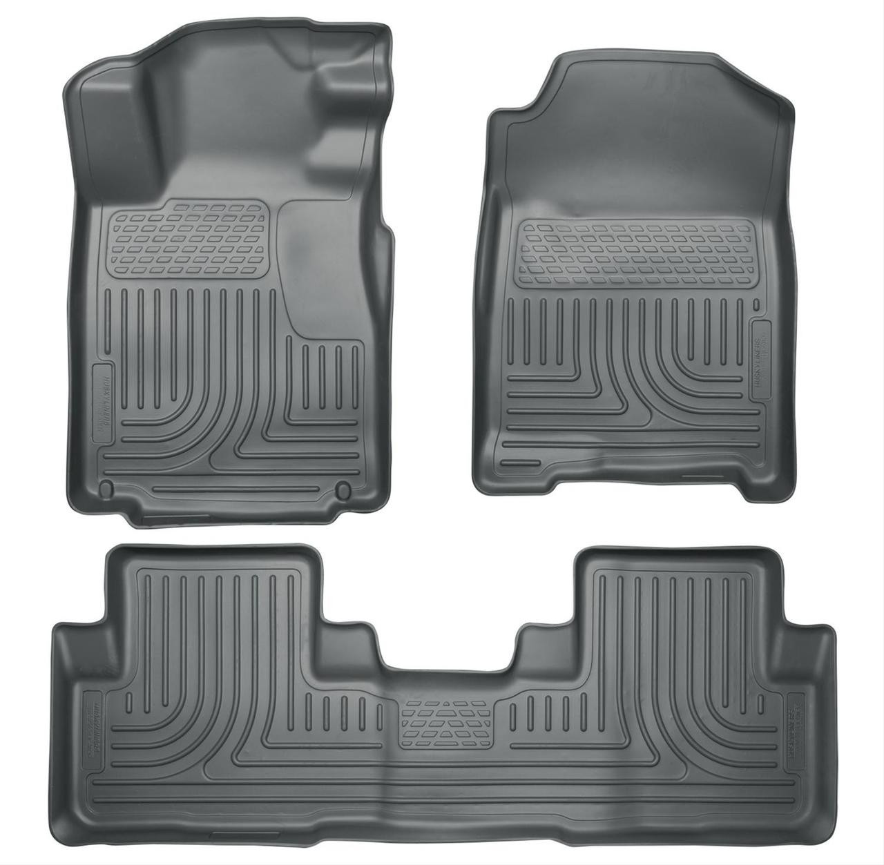 05-10 COBALT 4-DOOR FRONT & 2ND SEAT LINER GREY