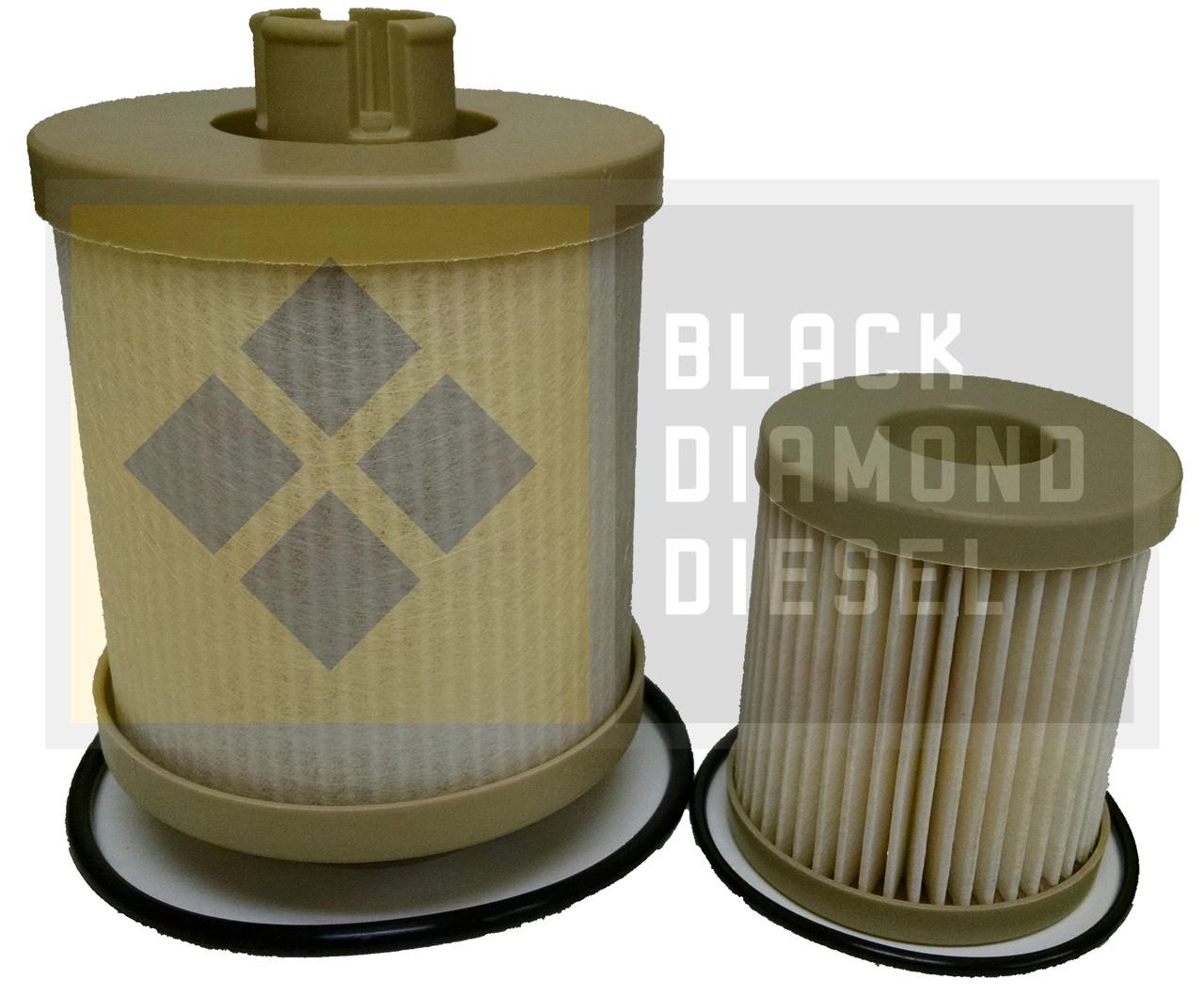 Prime Guard Fuel Filter Fits 2003-2007 Ford Superduty 6.0 Powerstroke Diesel