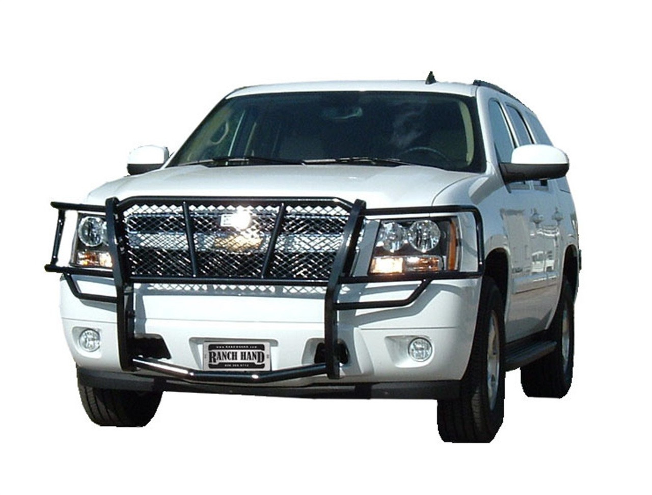07-13 TAHOE/SUB/AVALANCHE 1500 LEGEND GRILLE GUARD