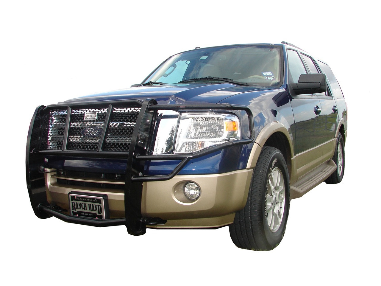 07-17 EXPEDITION LEGEND GRILLE GUARD